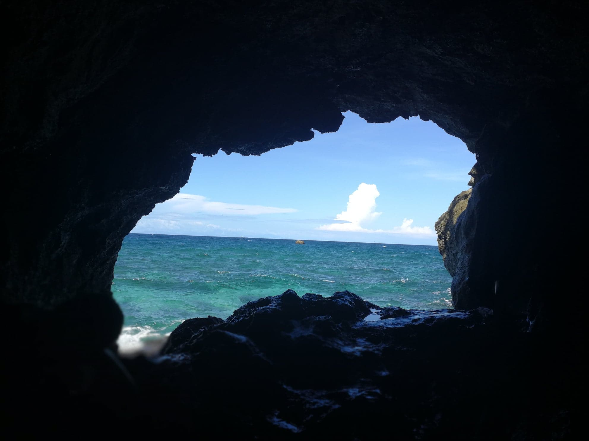 Crystal Cove Cave