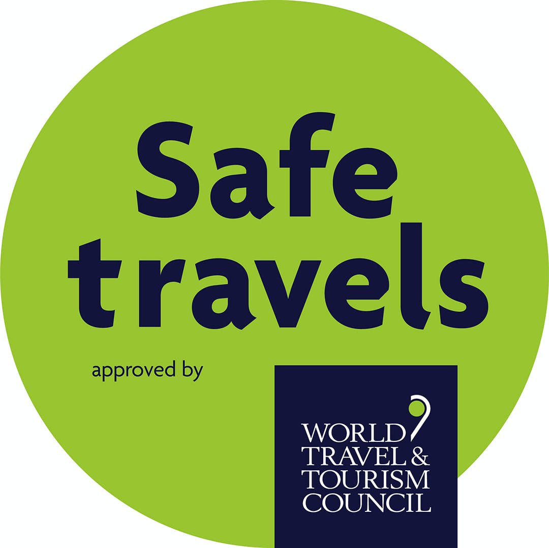 WTTC Safe Travel Seal