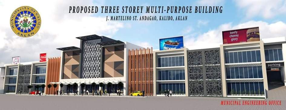 proposal public market relocation a three storey multi-purpose building