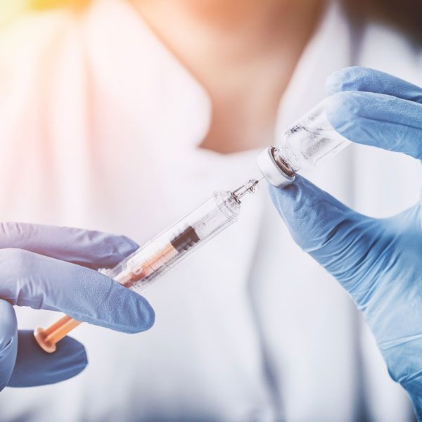 Tourism worker vaccination