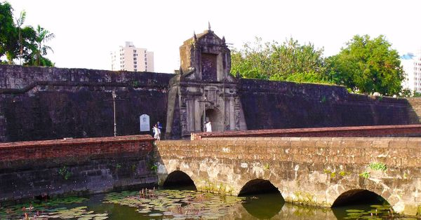 Historical Walled City Intramuros Reopens to the Public