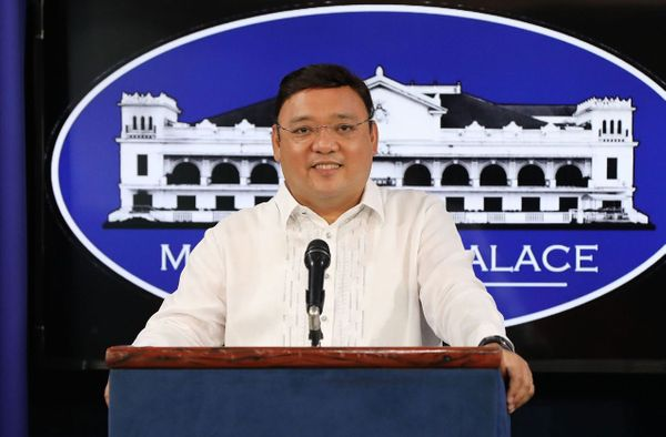 Pres. Spokesperson Roque was exposed to a staff who got Covid-19 after Boracay trip